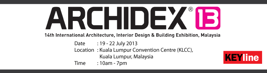 Archidex 2013 Keyline