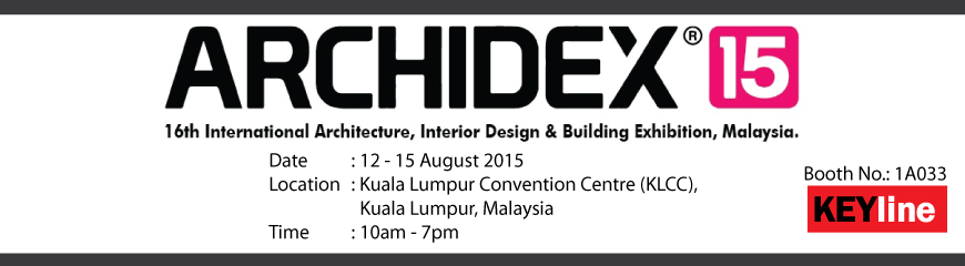 Archidex 2015 Keyline