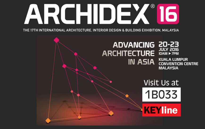 Archidex 2016 Keyline intro