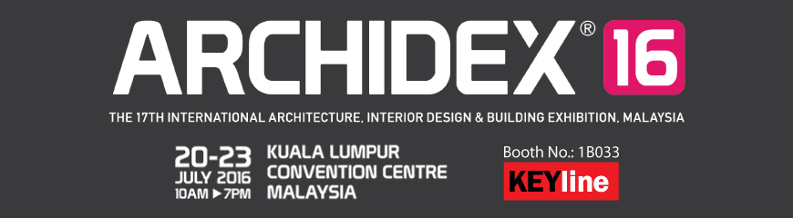 Archidex 2016 Keyline