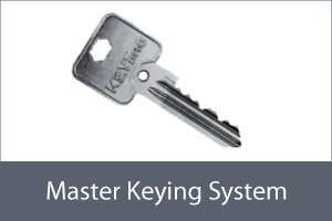 master keying system keyline