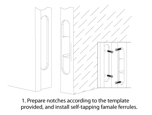 Vanished Hinges Installation Guide 01