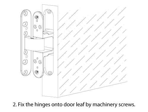 Vanished Hinges Installation Guide 02